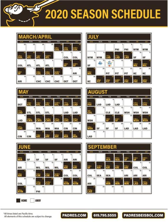 chicago cubs schedule 2020