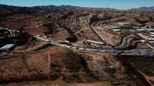 Remain In Mexico Nogales Arizona