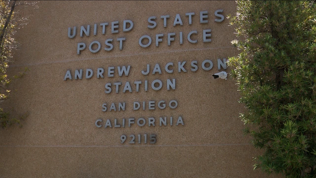 Andrew Jackson Post Office