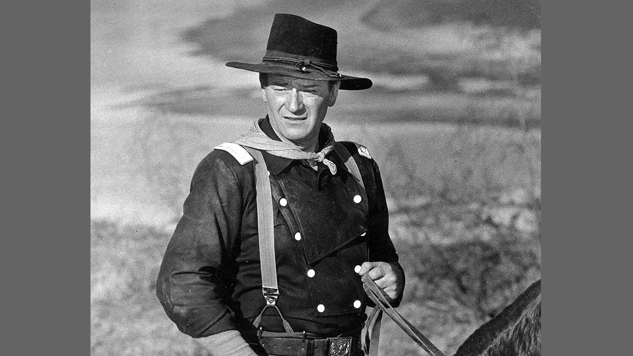 John Wayne Featured