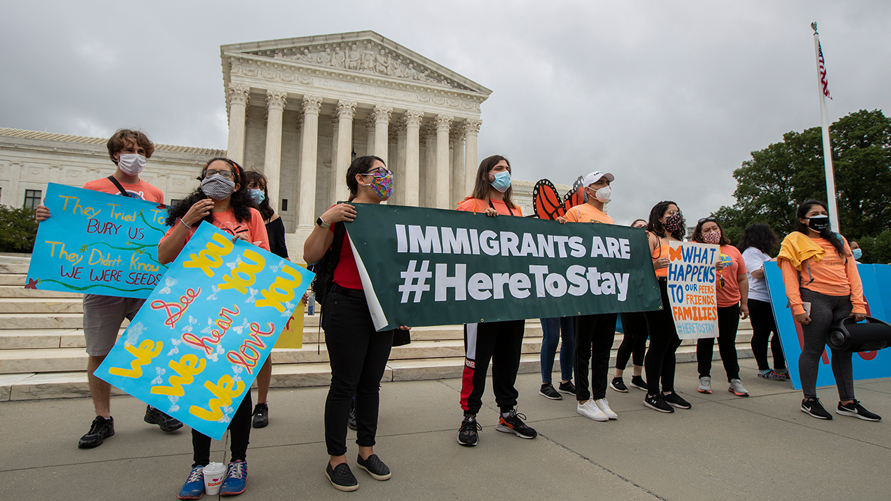 Immigrants Are Here To Stay Daca