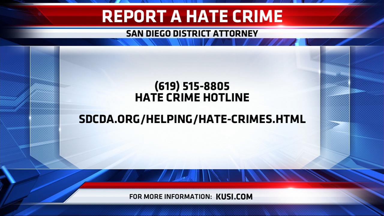 Hate Crime Hotline