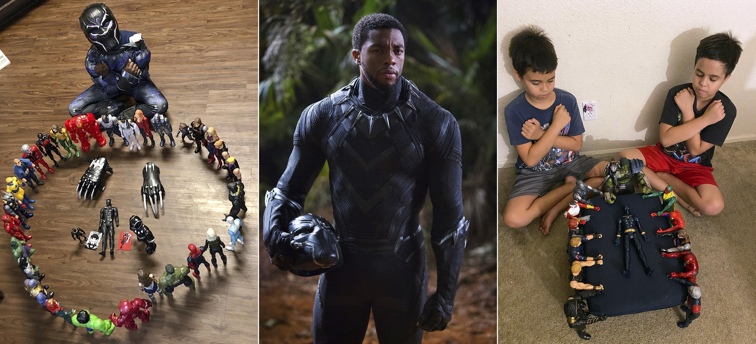 Kids Black Panther