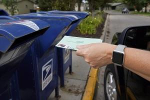 Election 2020 Postal Service Delays
