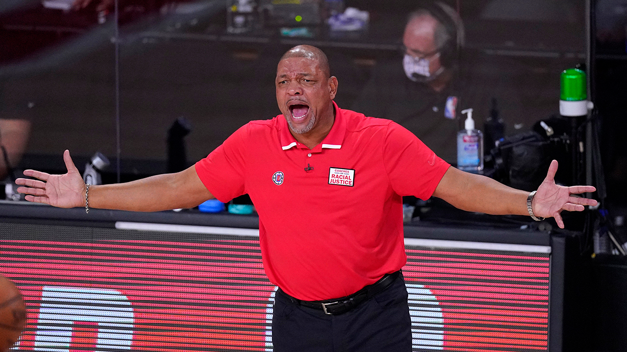 Doc Rivers Out As Coach