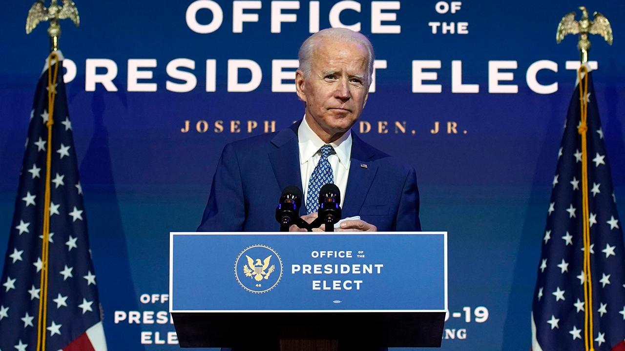 Biden Says All Americans Should Wear A Mask