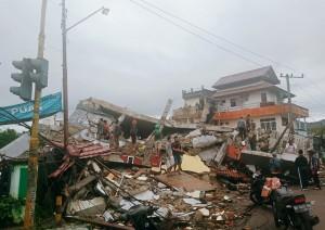 Indonesia Earthquake