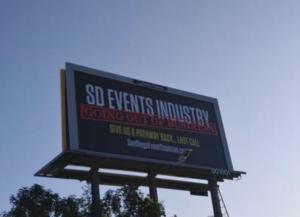 Sd Events Billboard