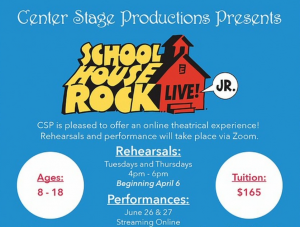 Center Stage Productions