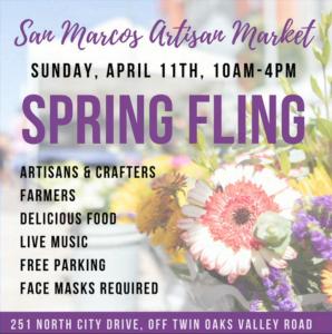 Spring Fling San Marcos Market