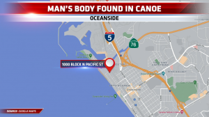 Oceanside Canoe Body
