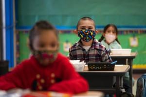 California Schools Masks