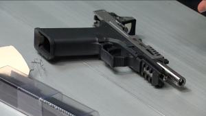 Ghost Gun 9mm