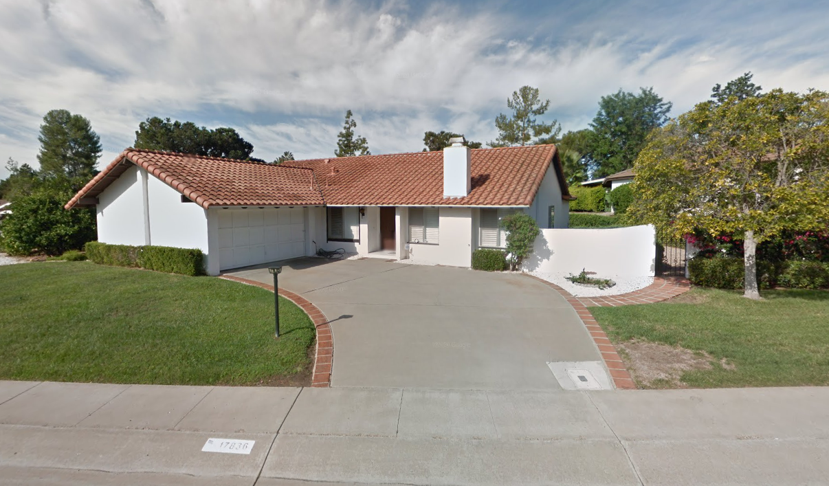 17836 Frondoso Dr Street View