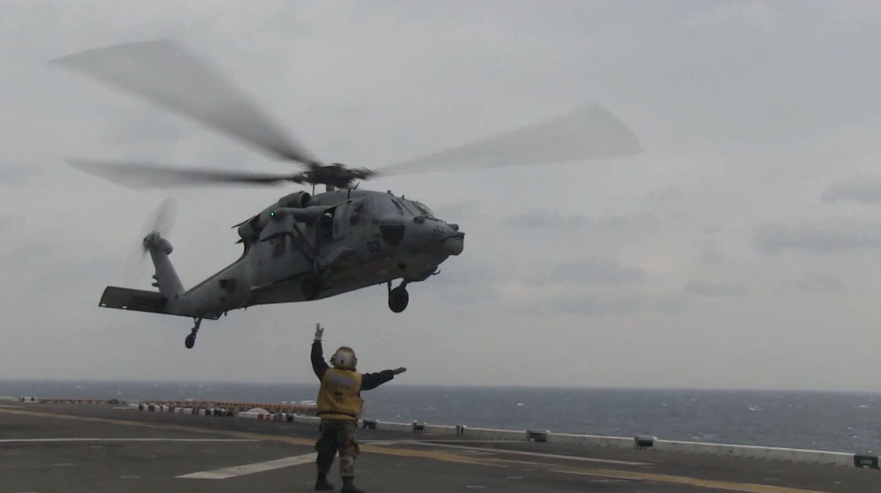 Navy Releases Service Details for Hero Captain Who Landed