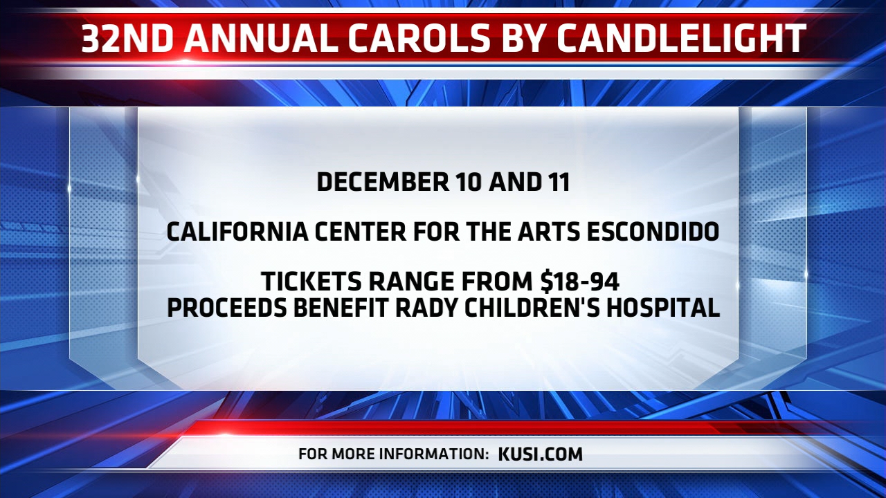 32nd Annual Carols By Candlelight