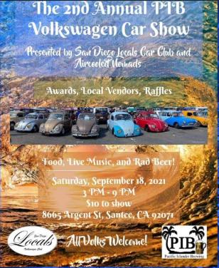 Pib Car Show