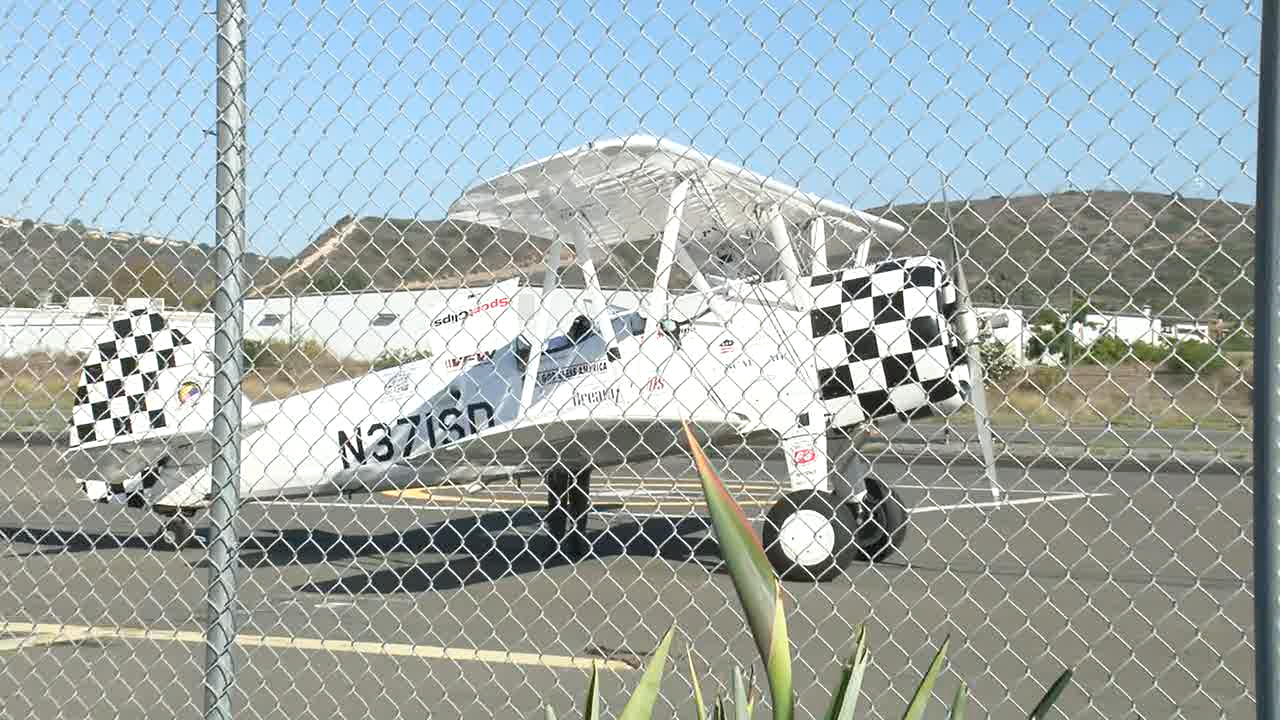 Plane Kern Will Fly In
